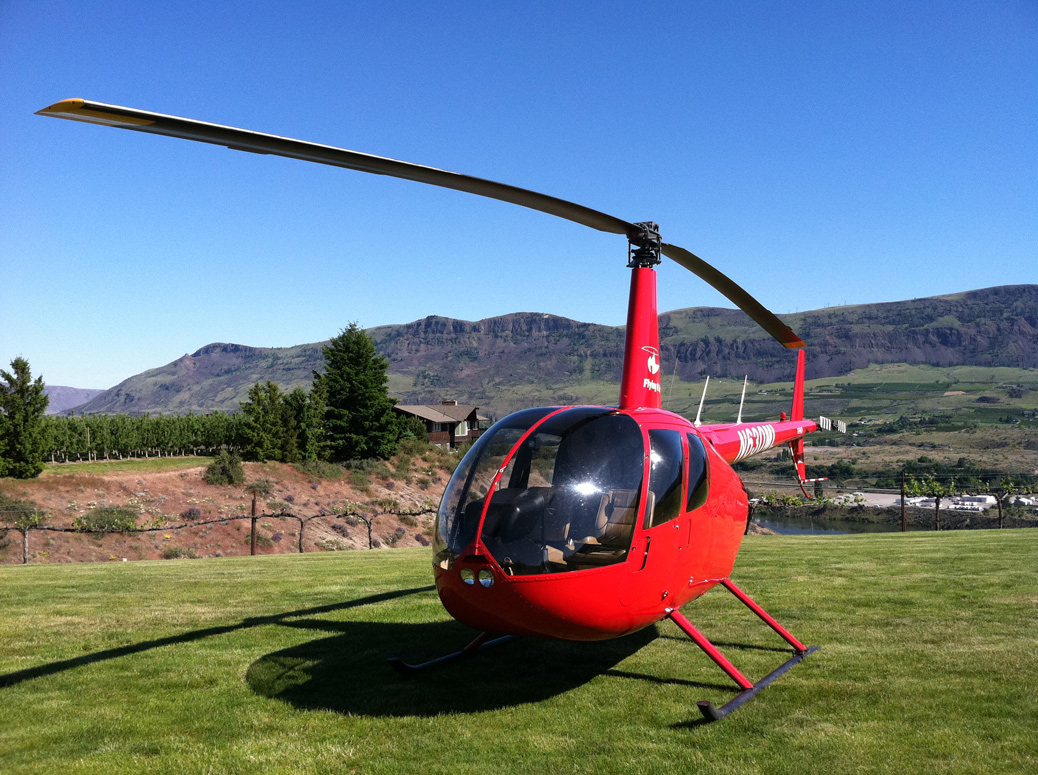 Photos from our scenic flights