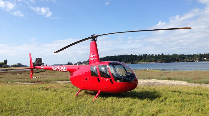 $40 Helicopter Rides at Pybus Public Market