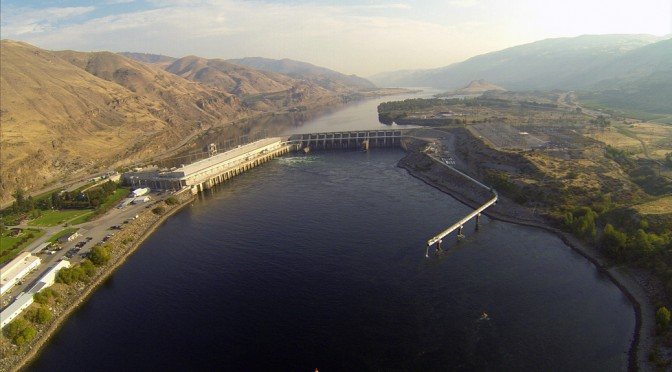 July 4 Dam-to-Dam Tours