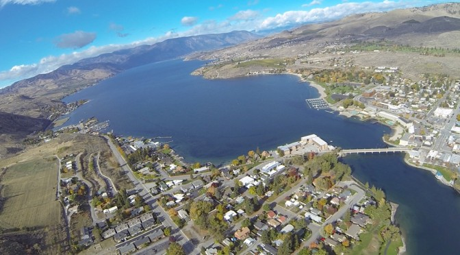Wenatchee to Chelan Photos