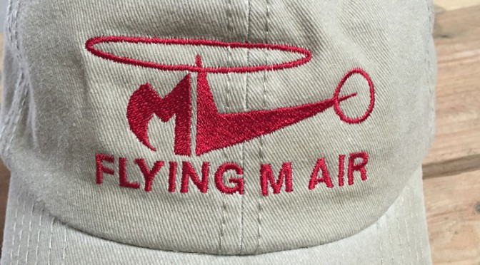 Flying M Air Logo Hats Now Available