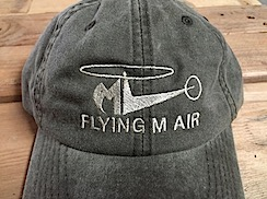 Flying M Air Hat