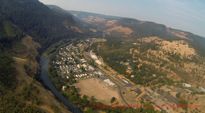 Wenatchee to Hillsboro Flight